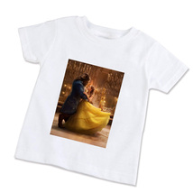 Beauty and the Beast Movie  Unisex Children T-Shirt (Available in XS/S/M/L) - $14.99