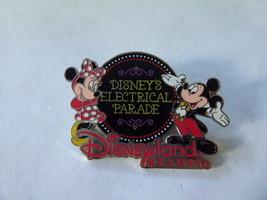 Disney Trading Broches 5642 DLR - Return Of Électrique Parade (Mickey & Mi - $18.50