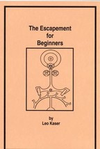 The Lever Escapement for Beginners - CD - Book - - $5.99