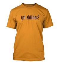 got abilities? Men's Adult Short Sleeve T-Shirt   - $24.97
