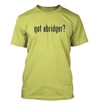got abridger? Men's Adult Short Sleeve T-Shirt   - $24.97