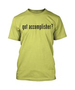 got accomplisher? Men's Adult Short Sleeve T-Shirt   - $24.97