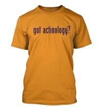 got actinology? Men's Adult Short Sleeve T-Shirt   - $24.97