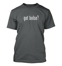 got bulse? Men's Adult Short Sleeve T-Shirt   - $24.97