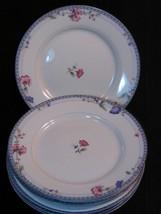 Oneida Dinnerware Blue Lattice Salad Plate - $7.99