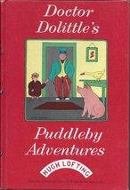 Doctor Dolittle's Puddleby Adventures [Hardcover] [Jan 01, 1952] Lofting, Hugh.