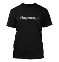 #lagomorph - Hashtag Men's Adult Short Sleeve T-Shirt  - $24.97