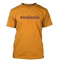 #melanin - Hashtag Men's Adult Short Sleeve T-Shirt  - $24.97