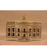 Jennifer Ellisworth White House Hand Blown Glass Christmas Ornament New ... - $29.99