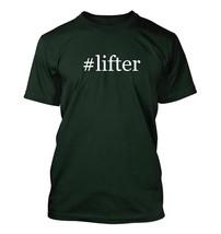 #lifter - Hashtag Men's Adult Short Sleeve T-Shirt  - $24.97