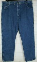 Wrangler Rugged Wear Mens Blue Jeans Size 46x32 W1477 - $19.99