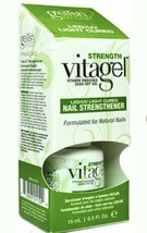 GELISH Vitagel LED/UV Light Cured Nail Strengthener 0.5oz - $11.87