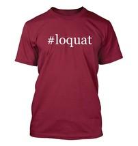 #loquat - Hashtag Men's Adult Short Sleeve T-Shirt  - $24.97