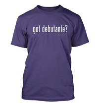 got debutante? Men's Adult Short Sleeve T-Shirt   - $24.97