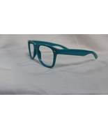 Teal Retro Style Glasses - $5.00