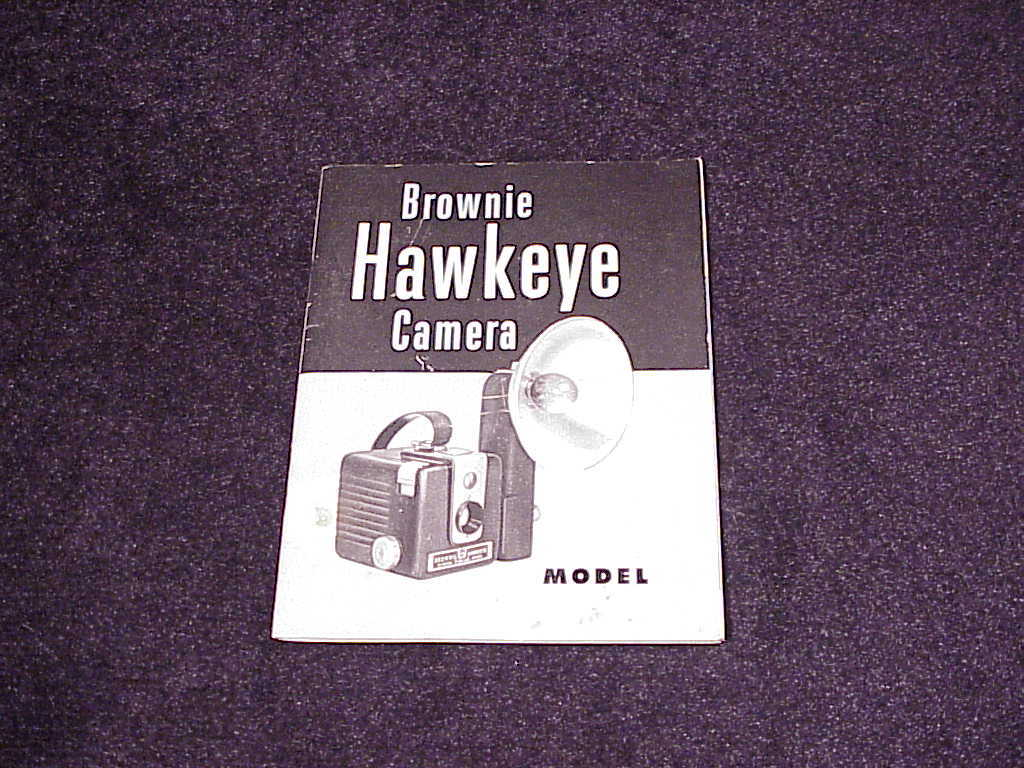 kodak camera instruction manual