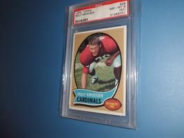 1970 Topps #26 Rolf Krueger Psa 8 -St.Louis Cardinals-NM/MT (St) - $7.99