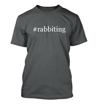 #rabbiting - Hashtag Men's Adult Short Sleeve T-Shirt  - $24.97