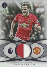 2016 TOPPS PREMIER GOLD JUAN MATA MANCHESTER UNITED TWO COLOR JERSEY REL... - $39.95