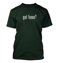 got fume? Men's Adult Short Sleeve T-Shirt   - $24.97