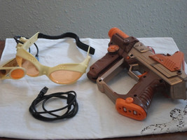 Tiger Electronics Deluxe Laser Tag Team Ops Gun & Goggles - $24.99