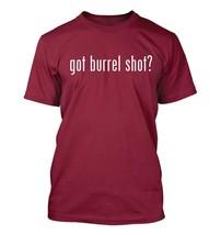 got burrel shot? Men's Adult Short Sleeve T-Shirt   - $24.97