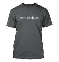 #omniscience - Hashtag Men's Adult Short Sleeve T-Shirt  - $24.97