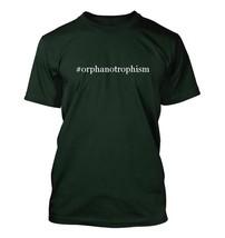 #orphanotrophism - Hashtag Men's Adult Short Sleeve T-Shirt  - $24.97