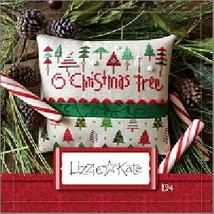 O Christmas Tree Kit K94 cross stitch kit Lizzi... - $18.00