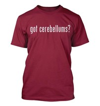 got cerebellums? Men's Adult Short Sleeve T-Shirt   - $24.97