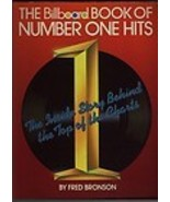 The Billboard Book of Number One Hits by Fred Bronson (1955) - (1994) - $8.98