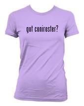 got coniroster? Ladies' Junior's Cut T-Shirt - $24.97