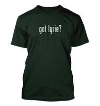 got lyrie? Men's Adult Short Sleeve T-Shirt   - $24.97