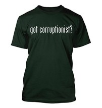 got corruptionist? Men's Adult Short Sleeve T-Shirt   - $24.97