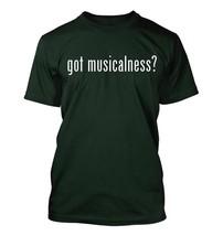 got musicalness? Men's Adult Short Sleeve T-Shirt   - $24.97