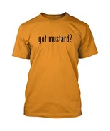 got mustard? Men's Adult Short Sleeve T-Shirt   - $24.97