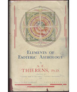 Elements of Esoteric Astrology: Being a Philosophical Deduct - $90.00