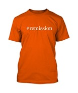 #remission - Hashtag Men's Adult Short Sleeve T-Shirt  - $24.97