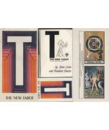 T: The New Tarot: The Tarot for the Aquarian Age Cooke, John - $399.00