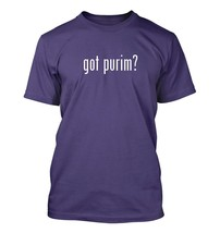 got purim? Men's Adult Short Sleeve T-Shirt   - $24.97