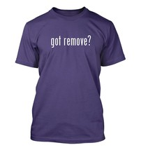 got remove? Men's Adult Short Sleeve T-Shirt   - $24.97