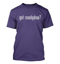 got rowdydow? Men's Adult Short Sleeve T-Shirt   - $24.97