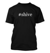 #shive - Hashtag Men's Adult Short Sleeve T-Shirt  - $24.97