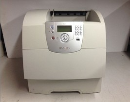 Lexmark T644 Workgroup USB Laser Printer 53.1k Page Count - $250.00