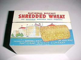 NBC Shredded Wheat 1973 Recipe Cooking Vintage ... - $39.59
