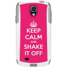CUSTOM White OtterBox Commuter Series Case for Samsung Galaxy S4 - Keep ... - $39.58