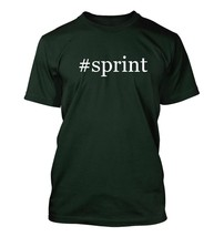 #sprint - Hashtag Men's Adult Short Sleeve T-Shirt  - $24.97