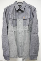 Insight cotton shirt gray blue fabric texture m man   06 thumb200