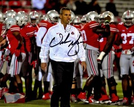 Urban Meyer Signed Photo 8X10 Rp Autographed Ohio State Buckeyes - $19.99