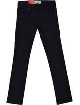 Levi's Ragazzi' Grande 510 Skinny Fit Jeans, Nero Elasticizzato, 14 Reg - $39.59